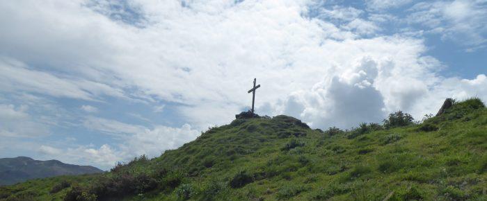PIC DE NERBIOU à 1747 mètres d'altitude, dans le massif du Hautacam, sur la commune de Beaucens, Hautes-Pyrénées