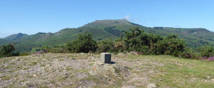 SUHALMENDI ET BIZCARZUN à 301 et 184 mètres d'altitude, en boucle depuis Ascain, Pays Basque